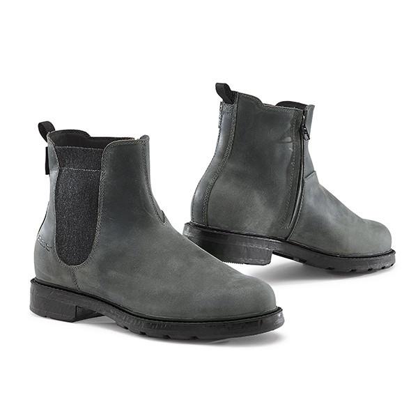 TCX Staten Waterproof Vintage Boots - Grey