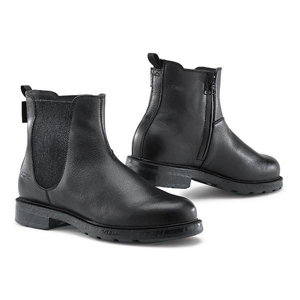 TCX Staten Waterproof Vintage Boots - Black / Grey