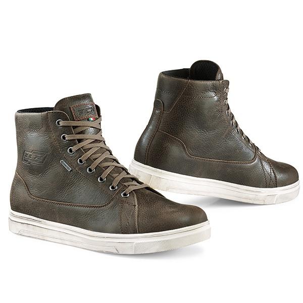 TCX Mood Gore-Tex Short Casual Boots - Brown