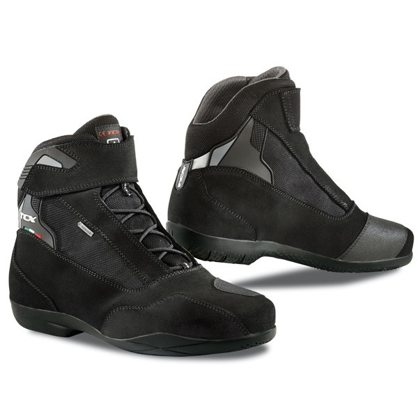 TCX Jupiter 4 GORE-TEX Short Boots - Black