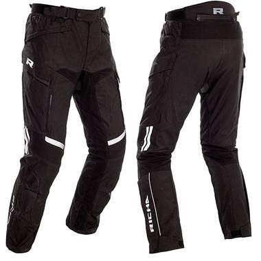 Richa Touareg 2 Textile Trousers Regular - Black