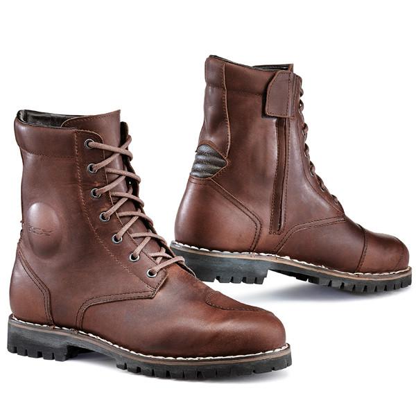 TCX Hero Vintage Waterproof Boots - Brown