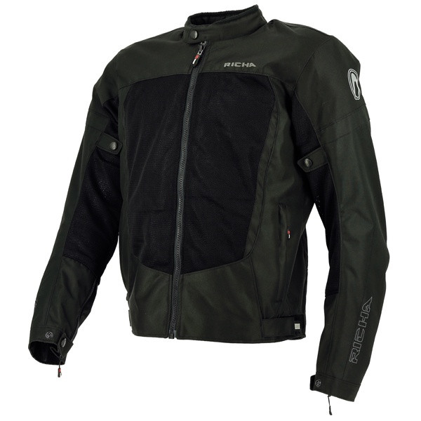 Richa Airbender Mesh Jacket - Black