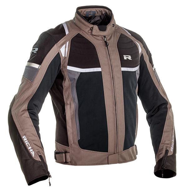 Richa Airstream X Waterproof Mesh Jacket - Bronze / Beige