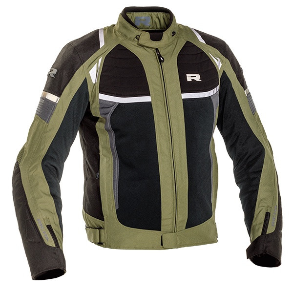 Richa Airstream X Waterproof Mesh Jacket - Green