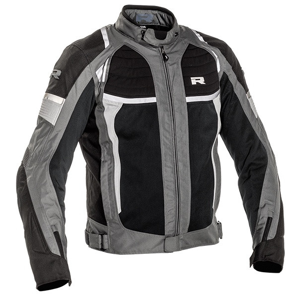Richa Airstream X Waterproof Mesh Jacket - Titanium / Beige