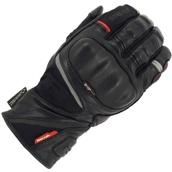 Richa Atlantic Gore-Tex Gloves - Black