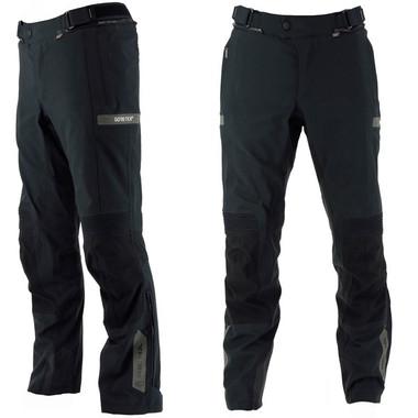 Richa Atlantic Laminated Goretex Men's Trousers Long - Black