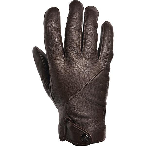 Richa Brooklyn Waterproof Classic Ladies Gloves - Brown