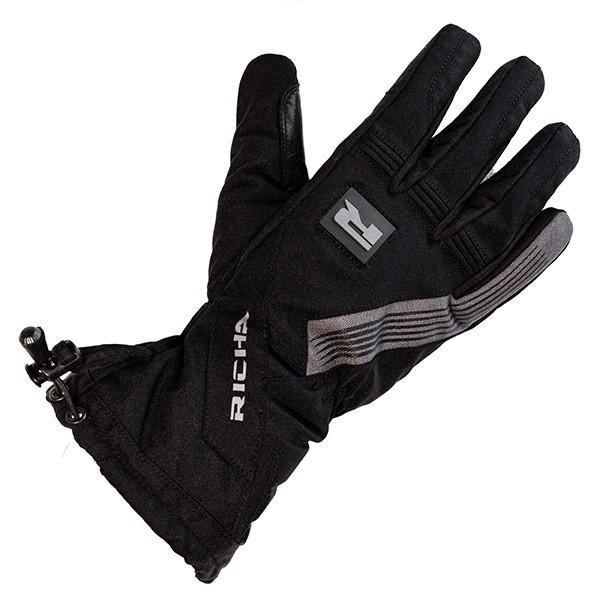 Richa Tundra Evo Waterproof Gloves - Black