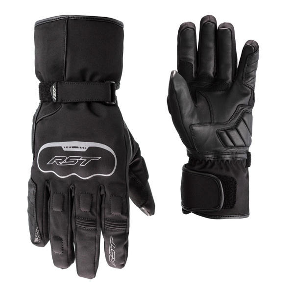 RST Axiom CE Mens Waterproof Gloves - Black