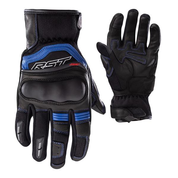 RST Urban Air 3 Mesh CE Mens Gloves - Black / Blue