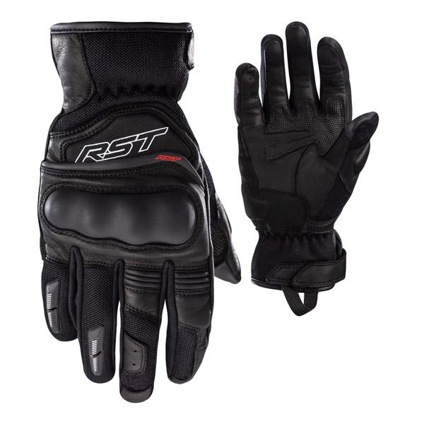 RST Urban Air 3 Mesh CE Ladies Gloves - Black / Black