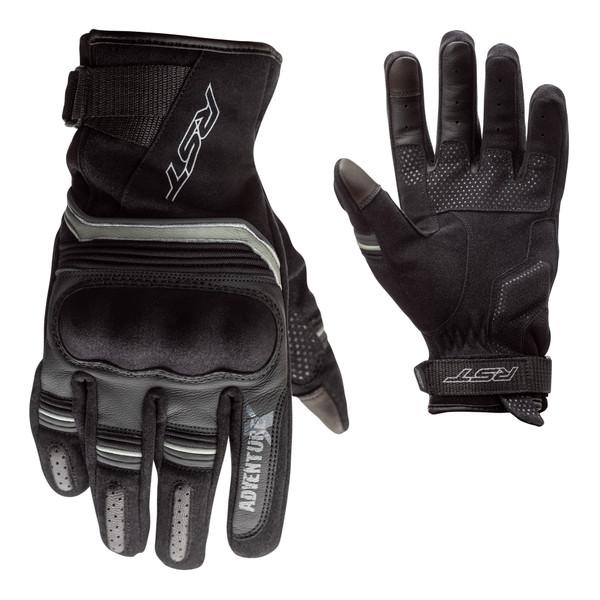 Adventure-X CE Mens Gloves - Black / Black