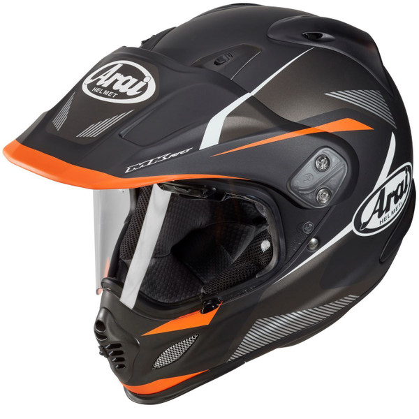 Arai Tour X 4 Adventure Helmet - Break Orange