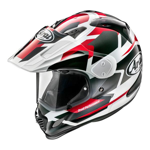 Arai Tour X 4 Adventure Helmet - Depart Metallic Red