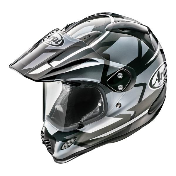 Arai Tour X 4 Adventure Helmet - Depart Metallic Gunmetal