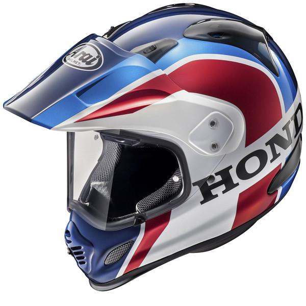 Arai Tour X 4 Adventure Helmet - Honda Africa Twin 2018 Multicolour