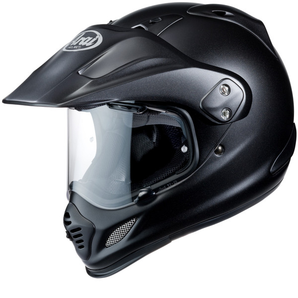Arai Tour X 4 Adventure Helmet - Solid Frost Black