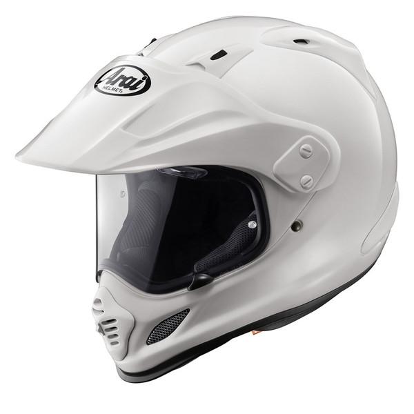 Arai Tour X 4 Adventure Helmet - Solid Diamond White