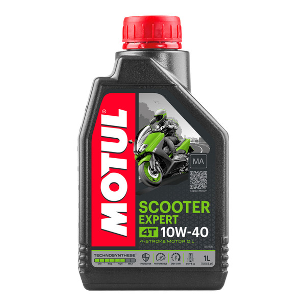 Scooter Expert 10W40 4T MA 1 Litre
