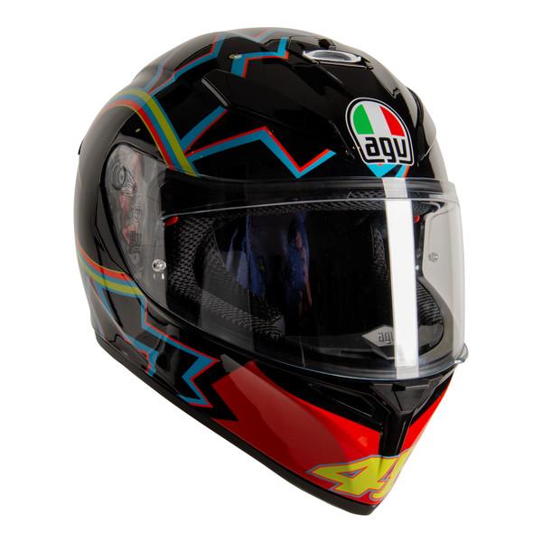 AGV K3 SV-S Full Face Helmet - VR46 Replica