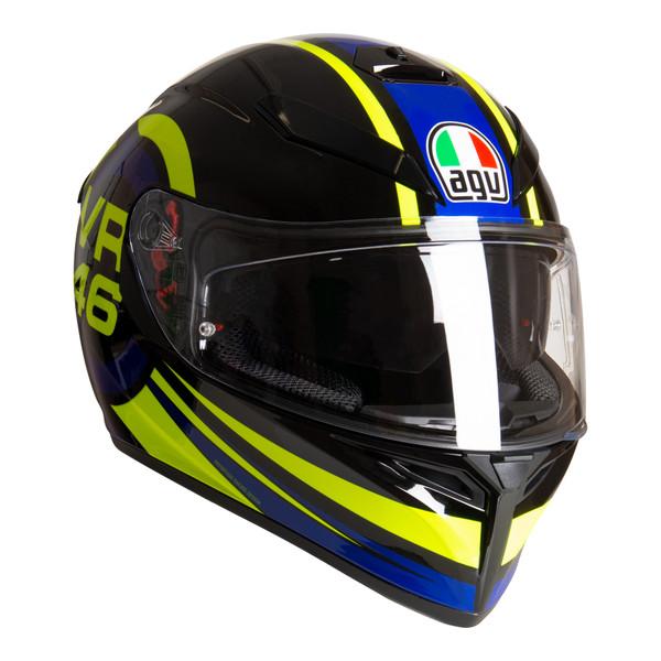 AGV K3 SV-S Full Face Helmet - Ride 46 Replica