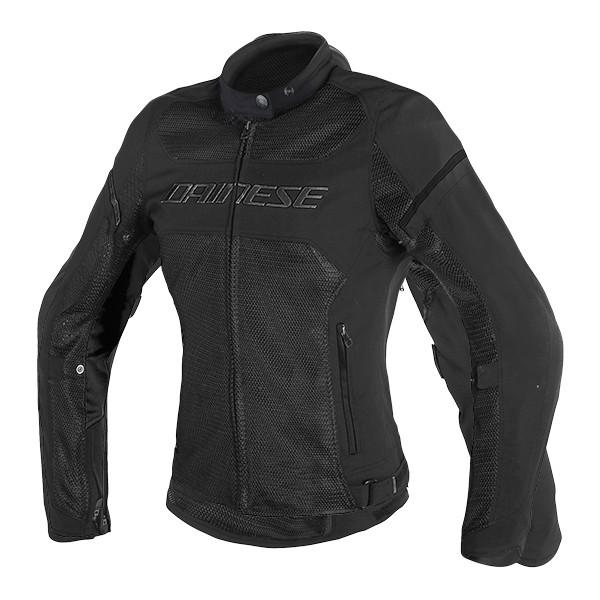 Dainese Air Frame D1 Lady Tex Mesh Jacket - Black / Nero