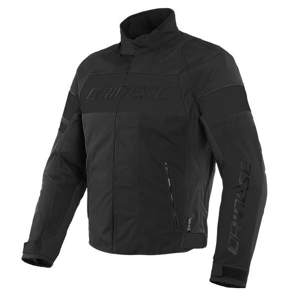 Dainese Saetta D-Dry Textile Jacket - Nero / Black