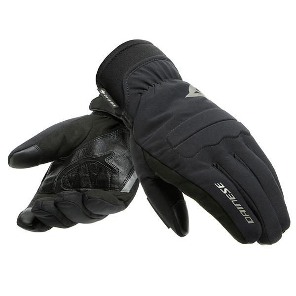 Dainese Como Gore-Tex Waterproof Gloves - Black