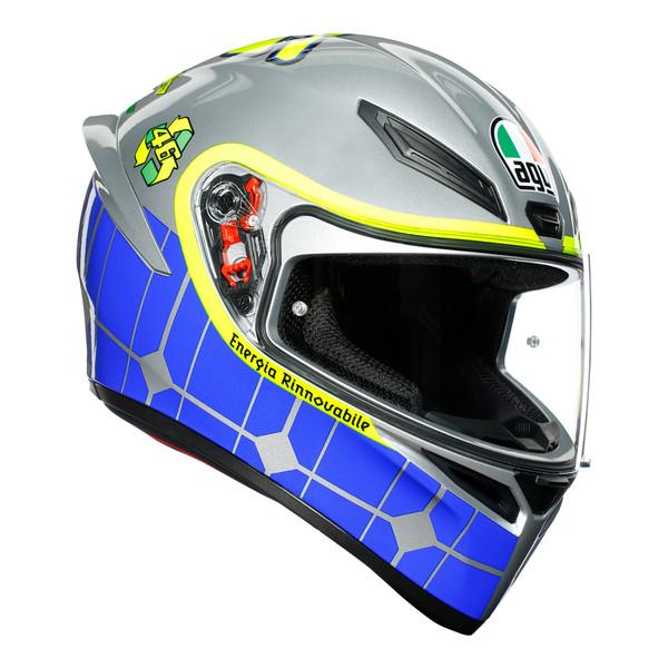 AGV K1 Full Face Helmet Rossi Mugello 2015 - Replica