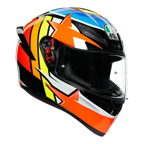 AGV K1 Full Face Helmet Rodrigo - Replica