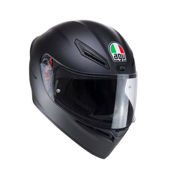 AGV K1 Full Face Helmet Matt - Black