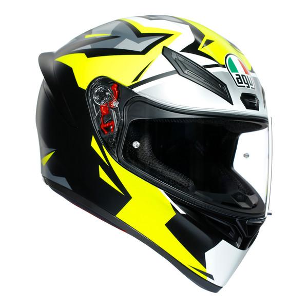 AGV K1 Full Face Helmet Mir 2018 - Replica