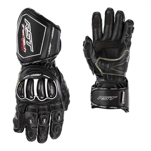RST Tractech Evo 4 CE Mens Gloves - Black / Black / Black