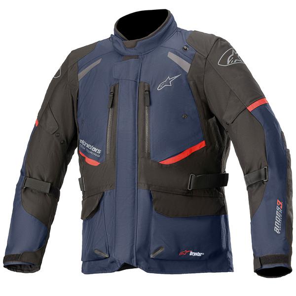 Alpinestars Andes v3 Drystar Textile Jacket - Dark Blue / Black