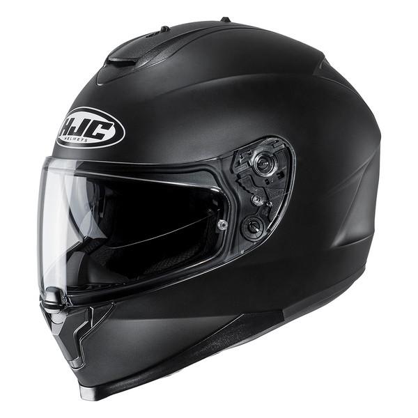 HJC C70 Full Face Helmet - Matt Black