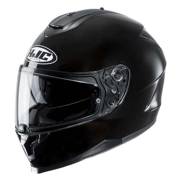 HJC C70 Full Face Helmet - Black