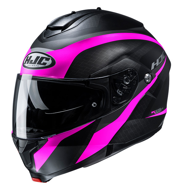 HJC C91 Flip Front Helmet Taly - Pink