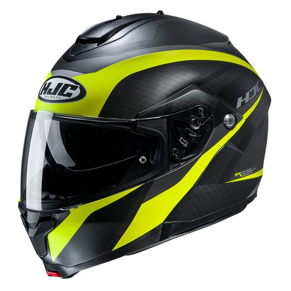 HJC C91 Flip Front Helmet Taly - Yellow