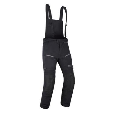 Oxford Mondial Men's Laminated Pants Short Leg - Tech Black