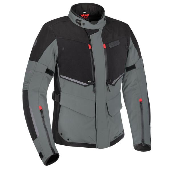 Oxford Mondial Men's Advanced Laminated Textile Jacket - Tech Grey