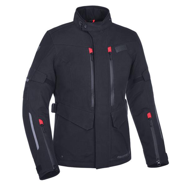 Oxford Mondial Women's Advanced Laminated Textile Jacket- Tech Black