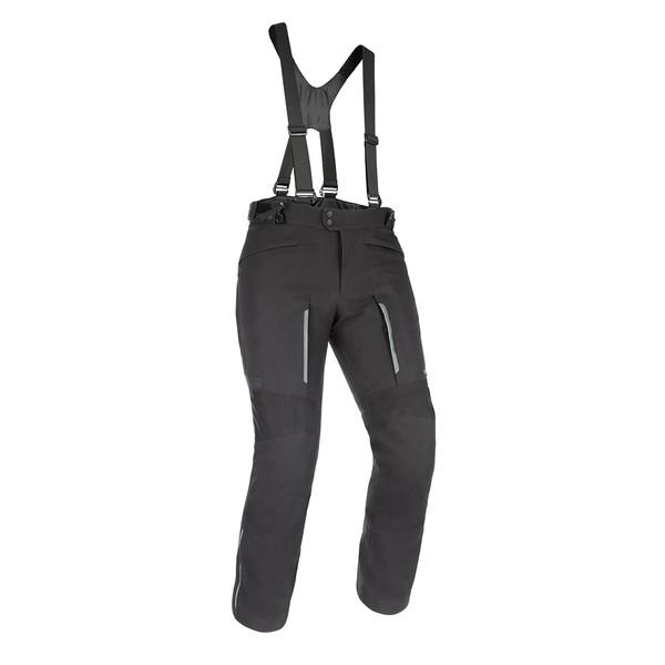Oxford Hinterland 1.0 Mens Textile Trousers Regular - Black
