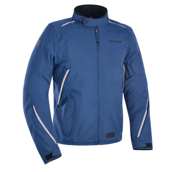 Oxford Hinterland Advanced Textile Jacket - Navy