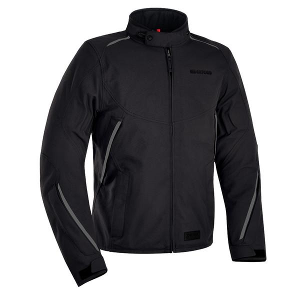 Oxford Hinterland Advanced Textile Jacket - Stealth Black