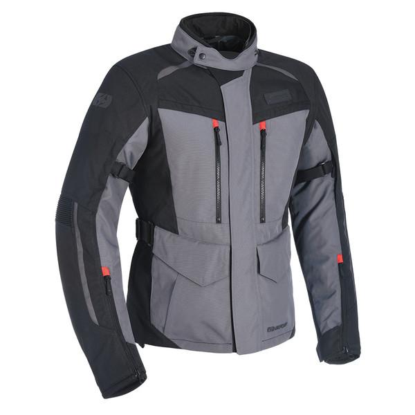 Oxford Continental Advanced Waterproof Jacket - Tech Grey