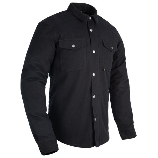 Oxford Kickback 2.0 Mens Reinforced Shirt - Black