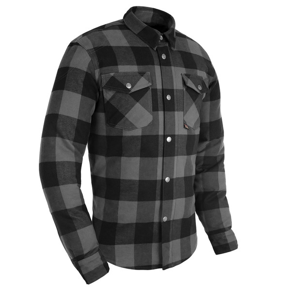 Oxford Kickback 2.0 Mens Reinforced Shirt - Grey