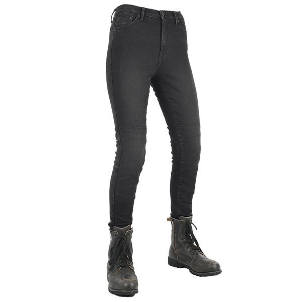 Oxford Original Approved Womans Jeggings - Black Short
